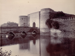 Ramji Darwaza [or South Entrance] of the Bharatpur Fort